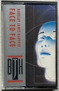 Barclay James Harvest, Face To Face. Cassette Album Polydor 1987 Play Tested