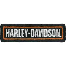 """Harley-Davidson Parche, Emblema"""" H-D Recto """" Patch EM516661 Pequeño"""