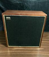 Vintage Zenith Model C585W 800-342 Speaker Mid Century Modern MOD Japan Working