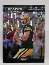 2017 Panini Player of the Day Aaron Rodgers #56/75 No 16