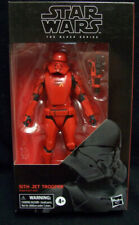"Star Wars Authentic Black Series 6"" #106 Sith Jet Trooper NIB Factory Sealed"