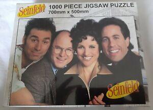 Seinfeld 1000 Piece Jigsaw Puzzle NEW