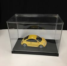 "Hobby Base - Display case ""Black Base"" (L11in x H8in x W6in) Plastic - KN12BK"