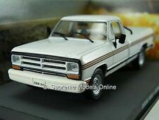 DODGE RAM PICK UP TRUCK 1980'S AMERICAN WHITE 1/43RD SCALE VERSION BXD R0154X{:}