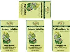4 x 50g Dried Herbs HILDE HEMMES HERBALS Stinging Nettle Root (Total: 200g )