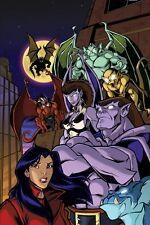 Gargolas: Heroes Mitologicos. La Serie Completa en Español latino (Set 8-DVD)