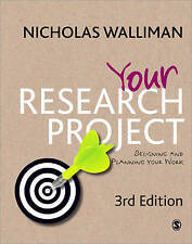 Nicolas walliman.  Your research project