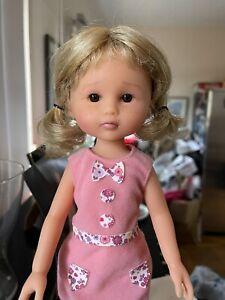 Corolle Les Cheries 32cm doll Clara OOAK