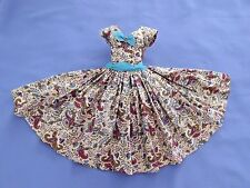 Madame Alexander Vintage Cissy Doll Dress Rare!