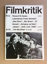Cinéma 6/70 - Howard w. Hawks