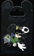 Mickey Mouse Seattle Sounders FC Soccer Football Team Player Disney Pin