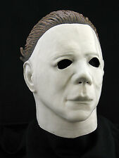 Halloween II Michael Myers Halloween Horror Haunt Latex Mask Prop, NEW