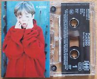 PLACEBO (ELEVATOR MCFLOOR2) 1996 UK CASSETTE TAPE ALT ROCK GRUNGE