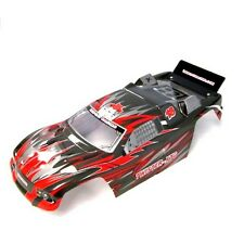 Redcat Racing KB-62080 Off Road Truggy Body- Red Scheme KB-62080