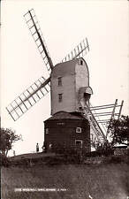 Earl Soham near Framlingham. The Windmill # J 7934.