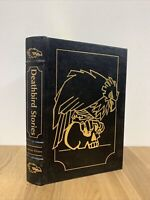 Deathbird Stories by Harlan Ellison - Easton Press SIGNED w Note