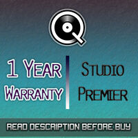 Qobuz Studio Premier / 1 Year Warranty / Studio HiFi Quality / Read Description