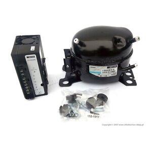 12-24V DC compressor Secop BD80F 101Z0280 195B4071 identical as Danfoss  R-134A