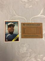 1988 TOPPS #463 FRED MCGRIFF TORONTO BLUE JAYS