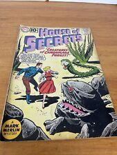 House of Secrets #47 1961 Low Grade