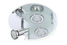 3359-038 BRILONER DECKENLEUCHTE DECKENLAMPE LAMPE LED STRAHLER GLAS LEUCHTE