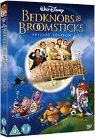 Bedknobs E Broomsticks - Edizione Speciale DVD Nuovo DVD (BUN0118301)