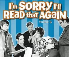 I'm Sorry I'll Read That Again 96 Old Time Radio Shows MP 3 CD comedy humour otr