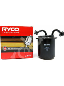 Ryco Fuel Filter FOR SUBARU IMPREZA GC (Z348)