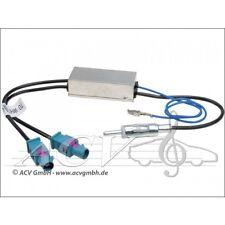 ACV 1524-07 AUDI/SEAT/SKODA/VW 2x DIN Fakra Phantom e Diversity