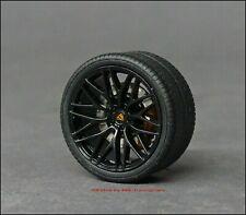 1:18 Tuning Mercedes C63 AMG Liberty Walk - Felgensatz mit + Alu-Sport-Bremse...