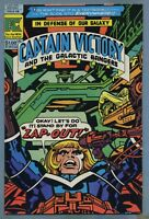 Captain Victory and The Galactic Rangers #8 (Dec 1982, Pacific) Jack Kirby c