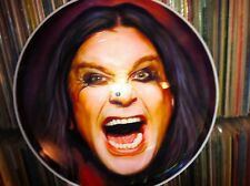 """OZZY OSBOURNE - MR. CROWLEY 12"""" PICTURE DISC PROMO SINGLE LP RARE THE OTHER SIDE"""