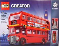 LEGO Creator London 10258 Londoner Bus Exclusiv 1686 Teile NEU NEW