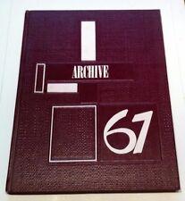 1967 Bishop Gorman High School Yearbook ARCHIVE - Las Vegas, Nevada - EXCELLENT