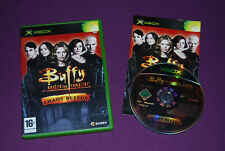 BUFFY CONTRE LES VAMPIRES : CHAOS BLEED - Eurocom/Vivendi - Action Xbox PAL