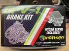 *RARE* VENOM VMX450 RC MOTORCYCLE Front Disc Brake Kit GPV-1 Brake Kit