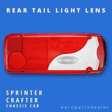 Mercedes Sprinter VW crafter cab chassis rear lamp light lens Right side o/s