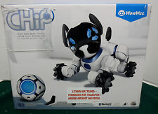 CHiP: The Lovable Robot Dog, Your New Best Friend, White, New, Open Box