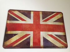 Letrero de metal Países Bandera Nacional Reino unido Inglaterra UK Union Jack 02