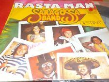 "7""  *70's*  SARAGOSSA BAND - Rasta Man"