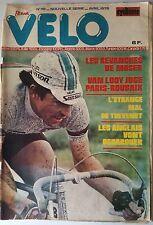 Vélo Magazine n°119 du 4/1978; L'Etrange mal de Thevenet/ La revanches de Moser
