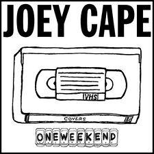 JOEY CAPE - ONE WEEK RECORD   VINYL LP NEW+