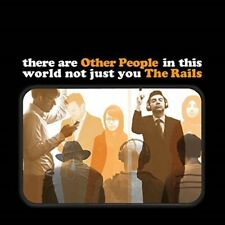 The Rails - Other People [New Vinyl LP] Mp3 Download, UK - Import