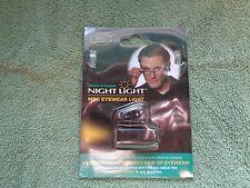 NEW NEW Select-A-Vision Night Light Mini Eyewear Light Attaches To Any Eyewear