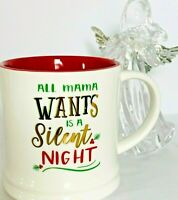 Threshold All Mama Wants Christmas Mug