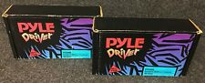 New listing Pyle Driver Pdxmb Bandpass Midbass Crossover Made In Usa Authentic Old School