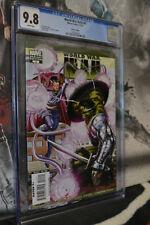 World War Hulk # 4 CGC 9.8 rare Variant Edition