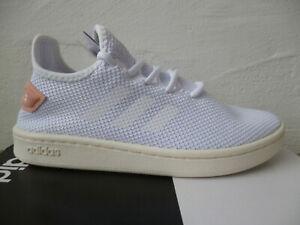 Adidas Zapatos Deportivo Zapatos Informales Zapatillas Blanco Nuevo