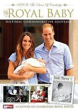 The Royal Baby : HRH The Prince Cambridge, Mirror Collection, Good Book