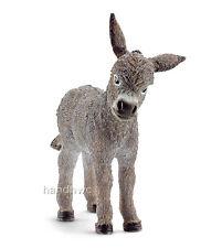 Schleich 13746 Donkey Foal Model Burro Toy Figurine - NIP